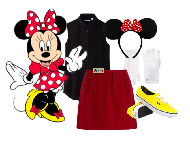 Image  sc 1 st  Kaylau0027s Five Things & five last minute costume ideas - Kaylau0027s Five Things